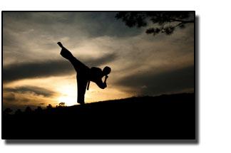 Come allenare i calci nelle arti marziali