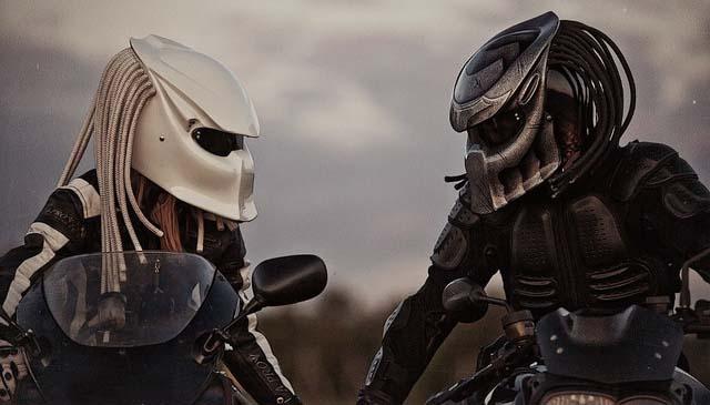 difesa personale casco
