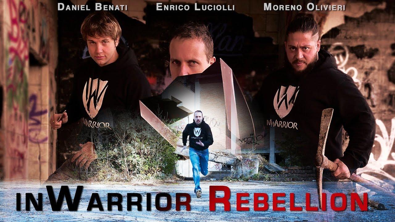 corto inWarrior rebellion - difesa personale